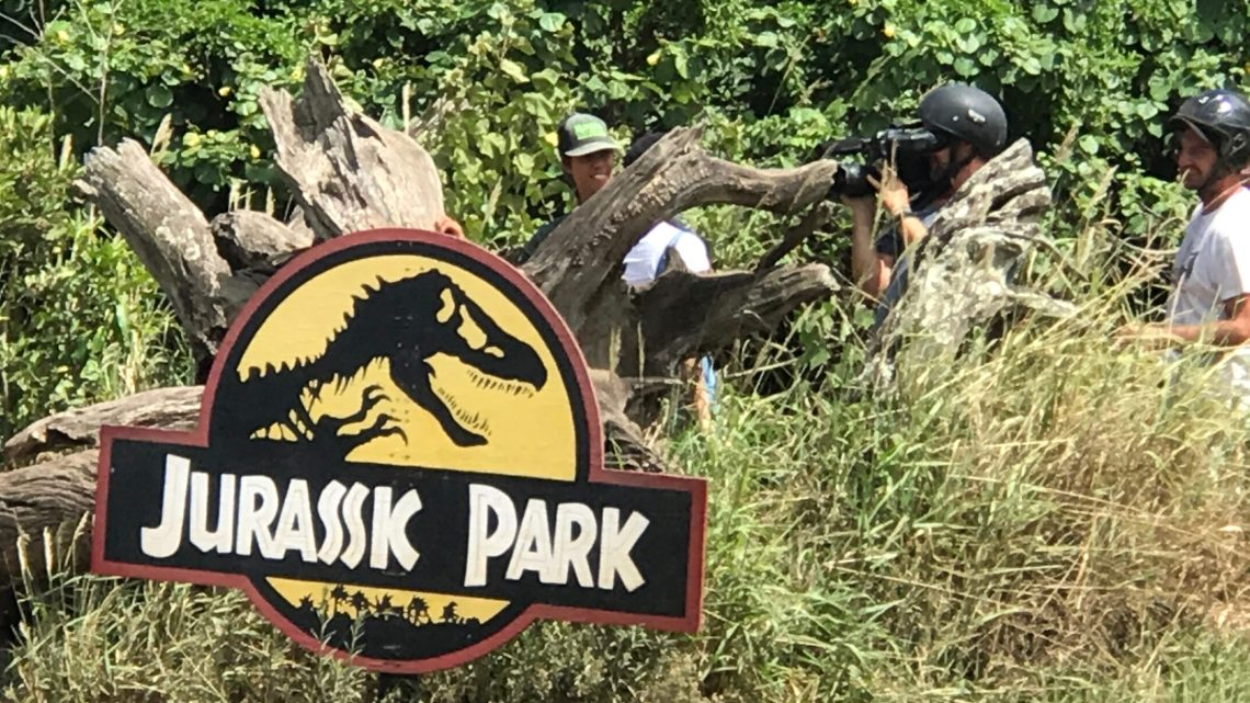 Jurassic Park Tour in Hawaii