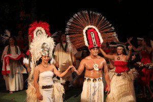 Polynesian Cultural Center Hawaii