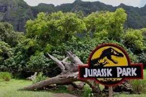 Jurassic Park Tour