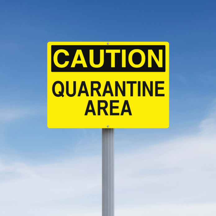 Quarantine in Hawaii