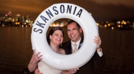 Seattle Wedding Photography @  Skansonia