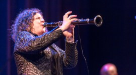 Anat Cohen at Earshot Jazz