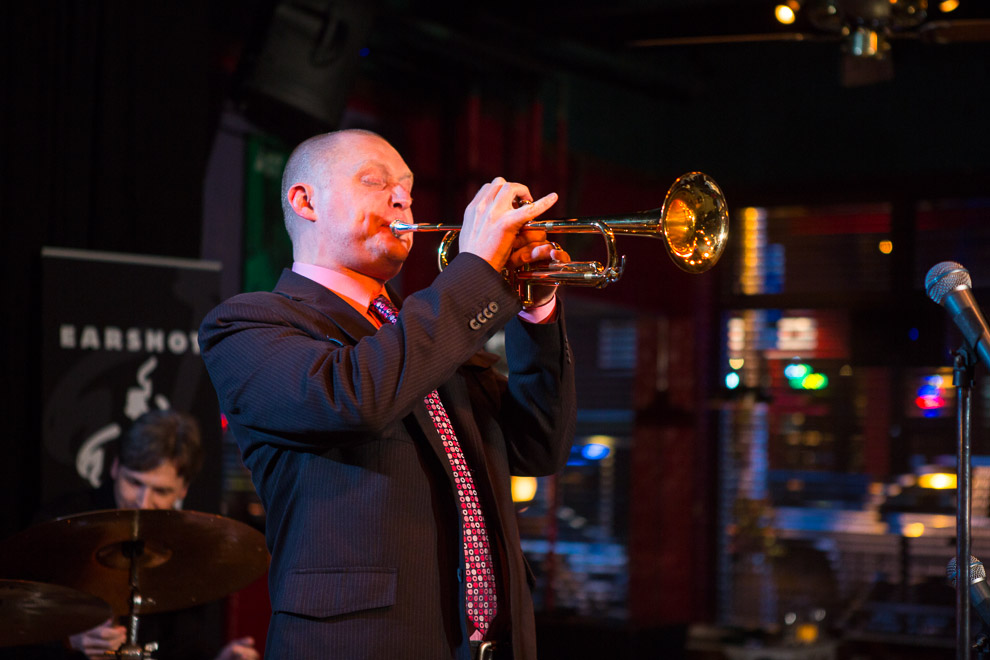 Jazz band at Tula's Jazz Club Seattle