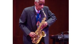 Roscoe Mitchell in Seattle