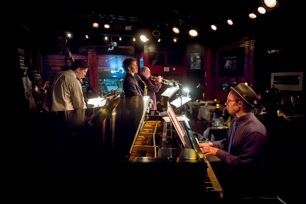 Jazz photos in Seattle