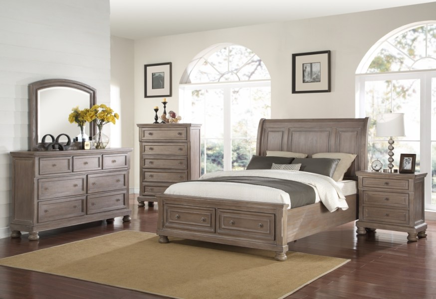 Bedroom Furniture Outer Banks  Daniels  Homeport Coastal Furnishings New Classic Furniture