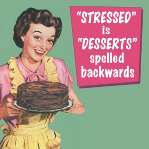 Stressed Backwards