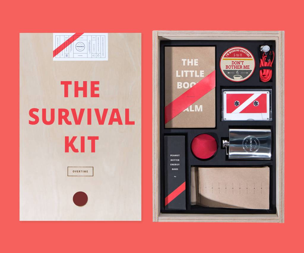 Office Survival Kit: The Overtime