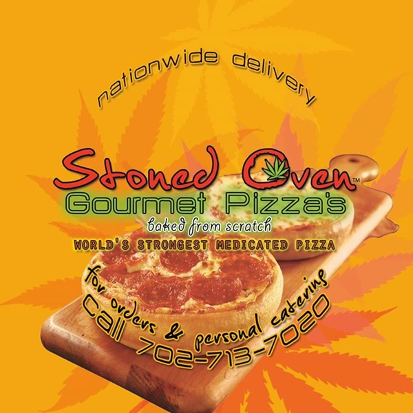 Have the munchies? Try a marijuana-laced gourmet pizza