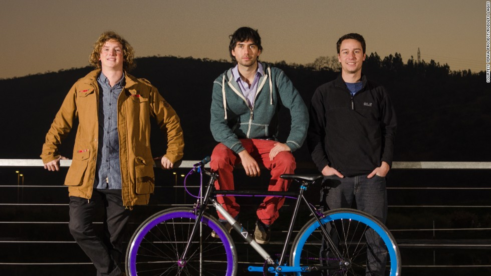 Yerka: An elegant bicycle you won't be able to steal
