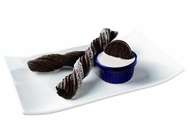 Have you discovered the Oreo Churro yet?