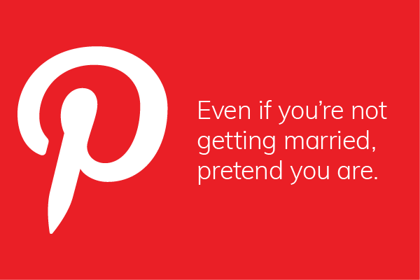 Honest, humorous descriptions of popular apps: Pinterest