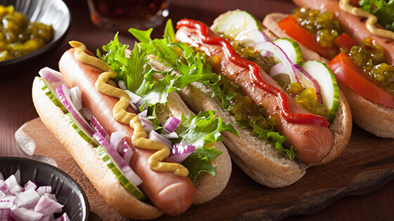 The ultimate global hot dog style guide