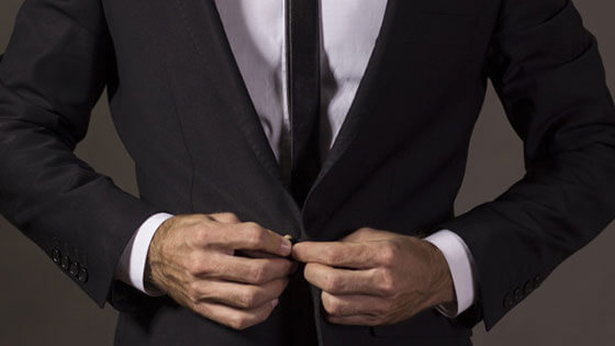 Infographic: The five levels of business attire