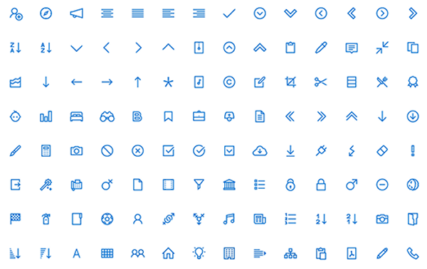 Get over 200 Windows icons for free