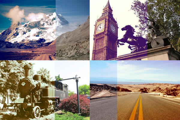 Free Photoshop Actions: RetroFilters