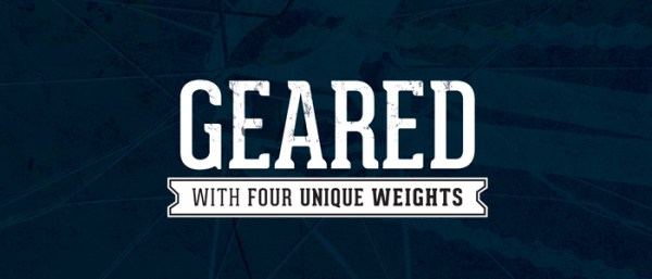 Free font: Geared