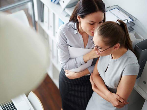 Unprofessional habits: Secrecy
