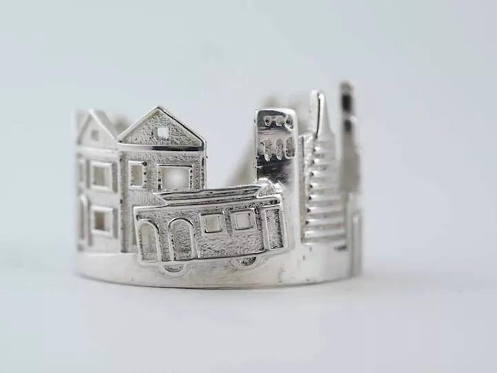 architecture-landmark-rings-san-francisco