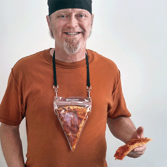 The Portable Pizza Pouch