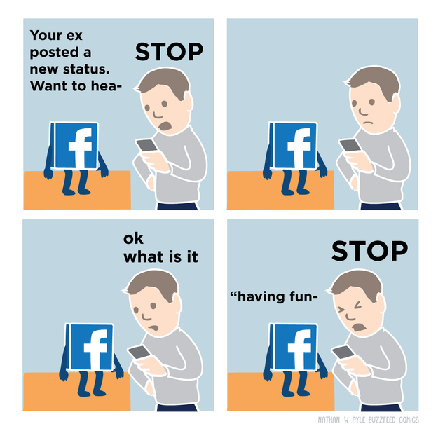 The truth about Facebook: You just can't stop