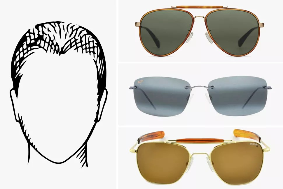 287dabc800d How to pick the right sunglasses for your face