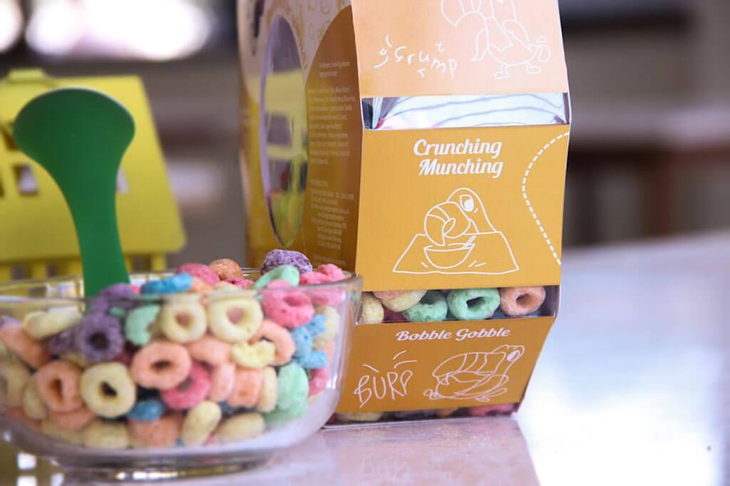 Froot Loops packaging redesign
