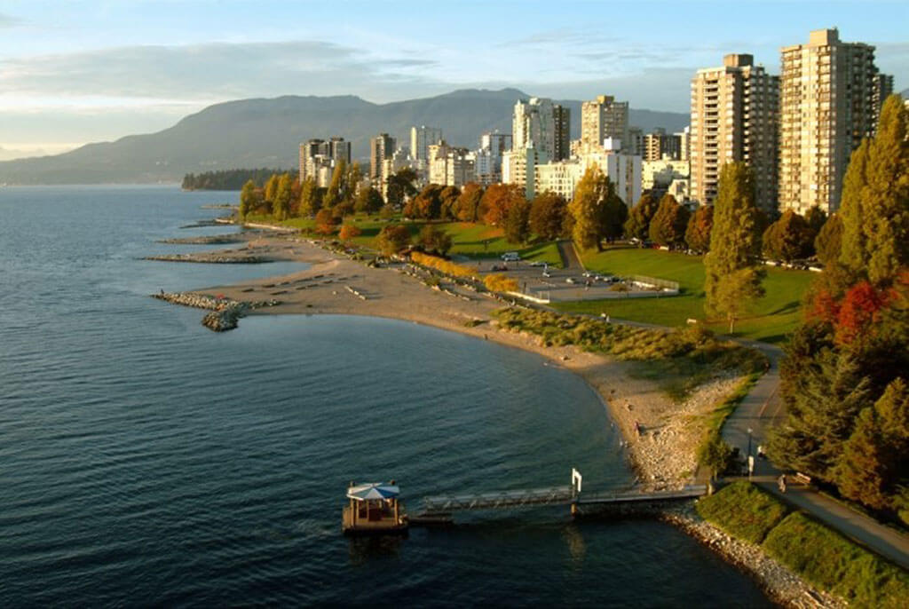 Canada has the longest coastline in the world