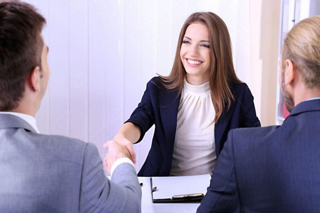 Present yourself professionally for a seniority interview