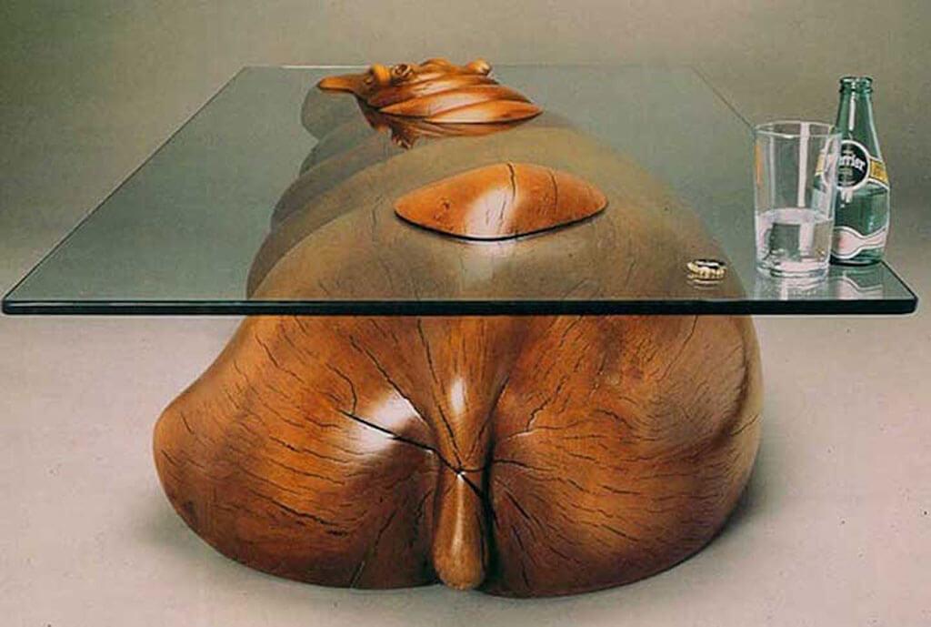 Hippo Water Table by Derek Pearce