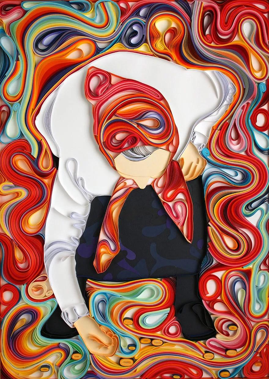 paper-art-colour-strips-4