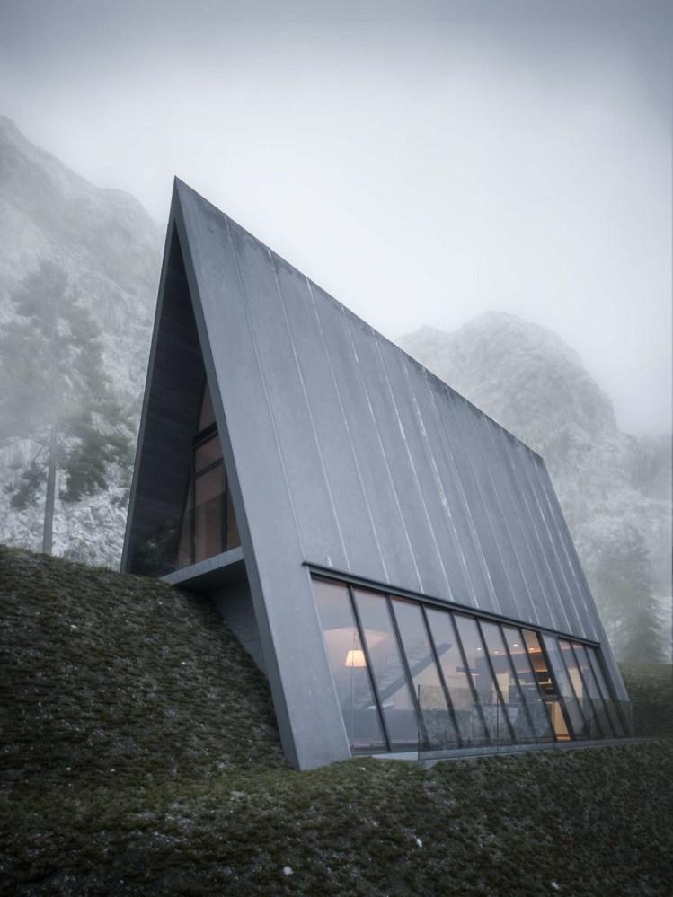 triagle-cliff-house-mountain-cabin-concept-2