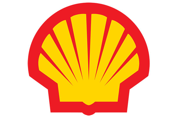 Shell logo design