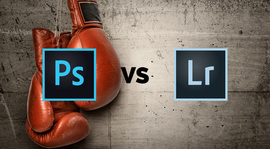 When to use Adobe Photoshop vs Lightroom