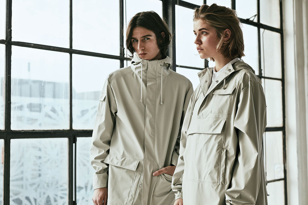 Danish fashion label RAINS sues Zara for copying its raincoat design
