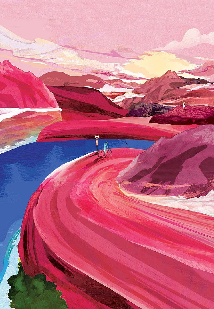 Winners of the World Illustration Awards 2017: Steven Choi