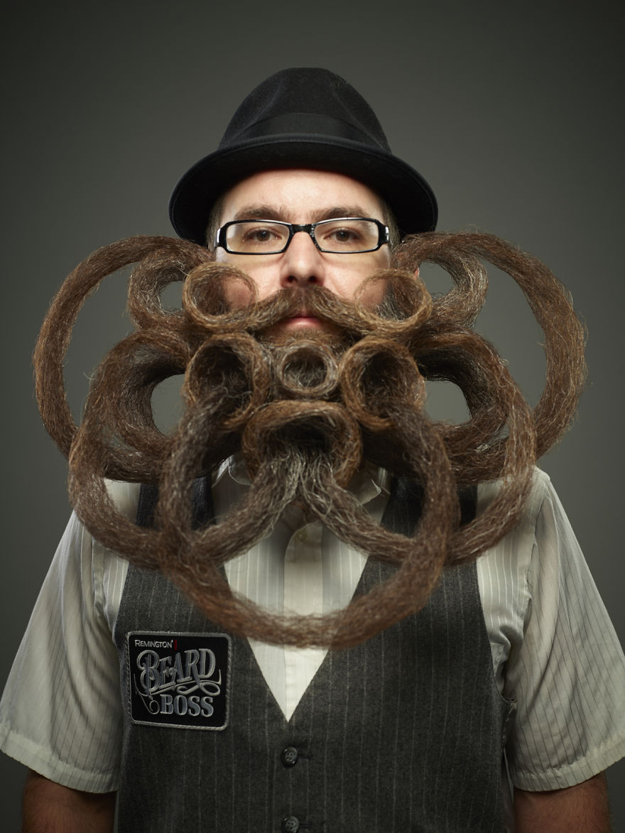 Best of the 2017 World Beard & Moustache Championship