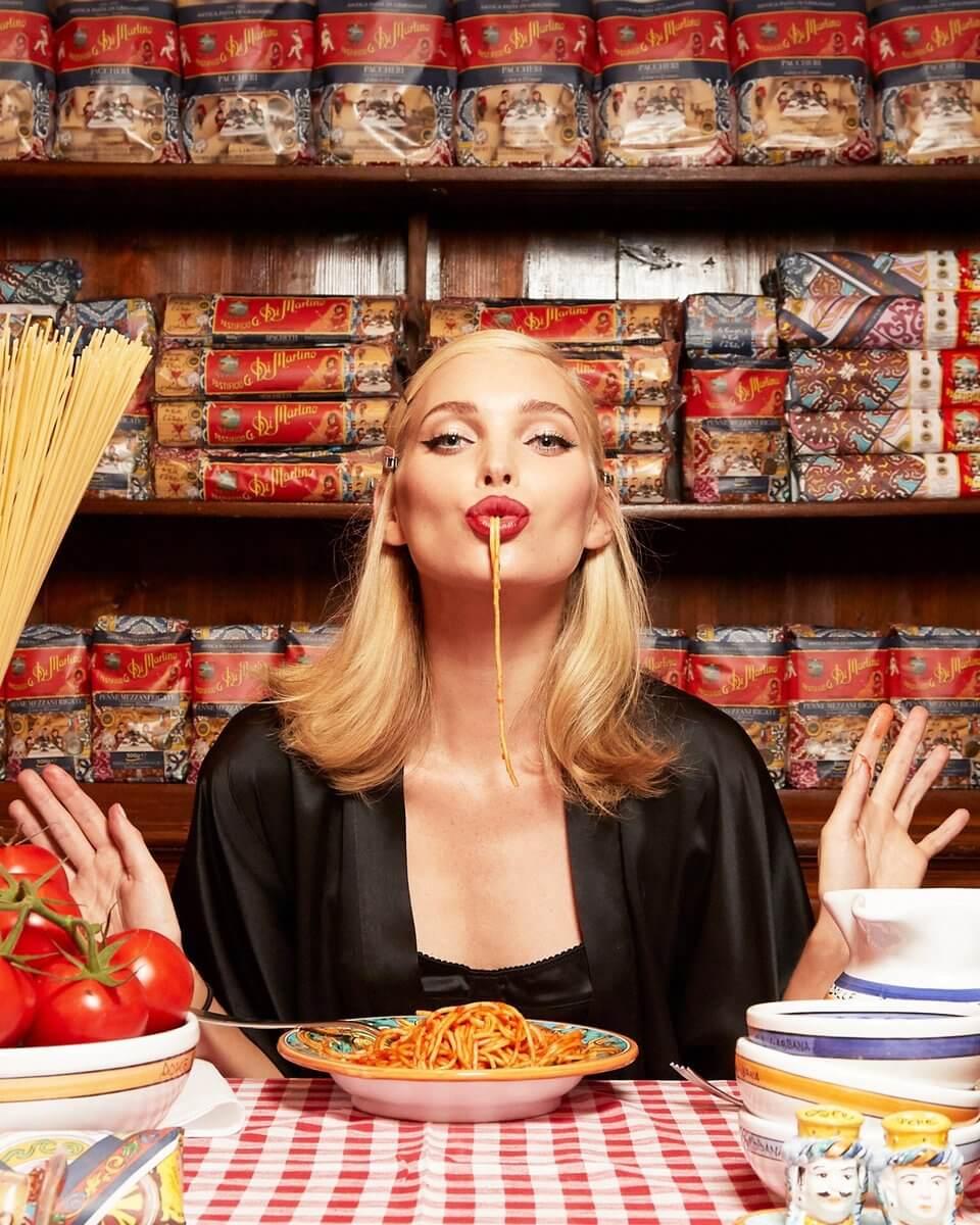 Dolce & Gabbana launches their own designer pasta