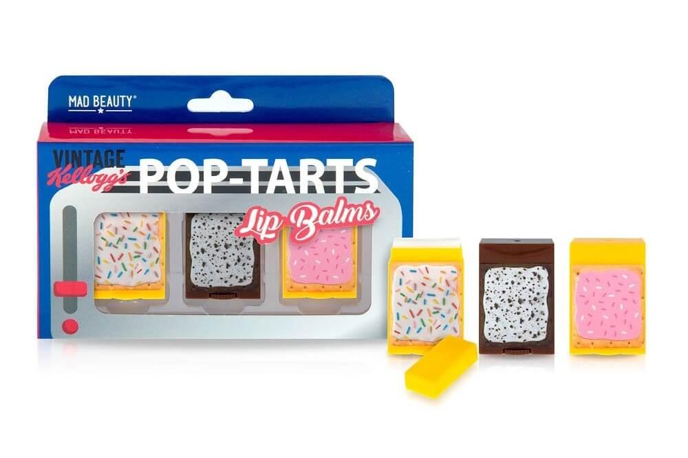 Coat your lips this winter with Pop Tart Lip Balms