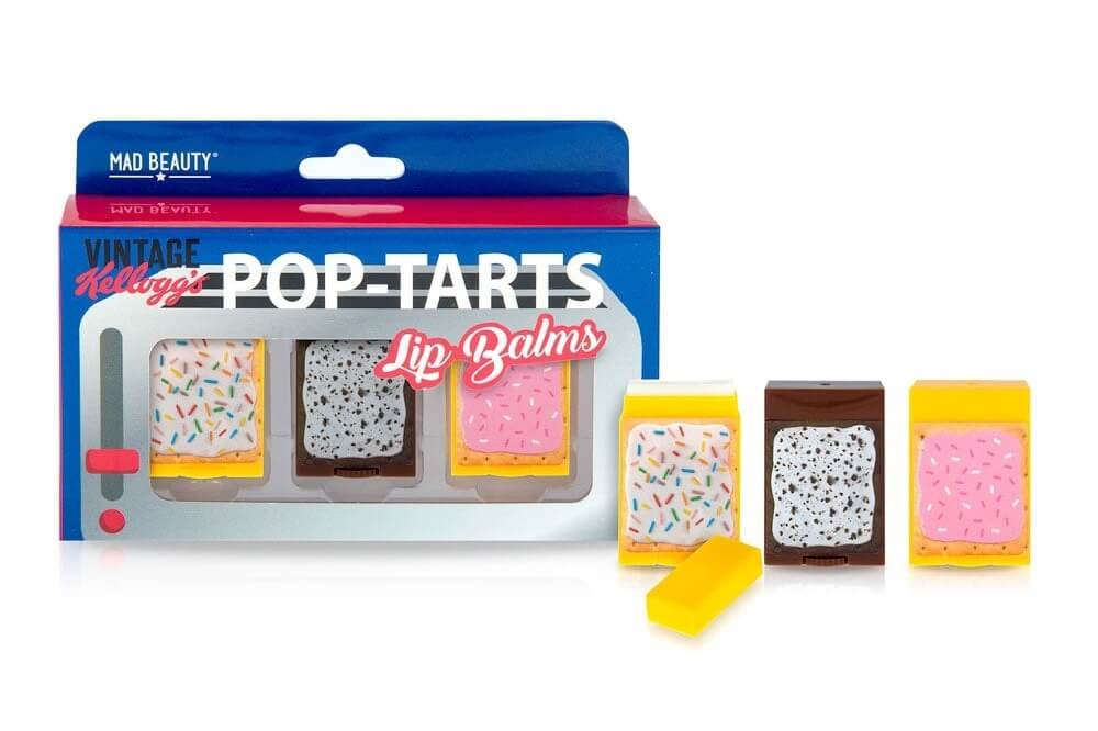 Coat your lips this winter with Pop Tart Lip Balms