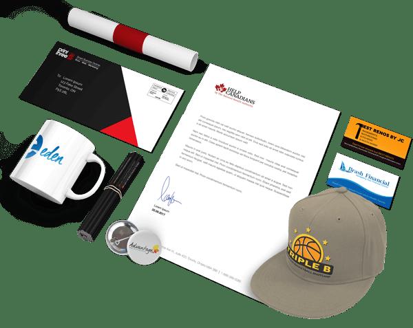 Daniel Swanick Branding Services