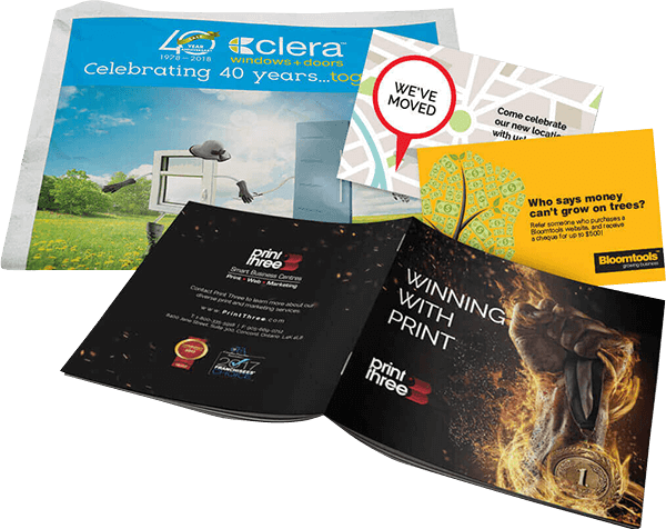 Traditional Advertising Services: Print