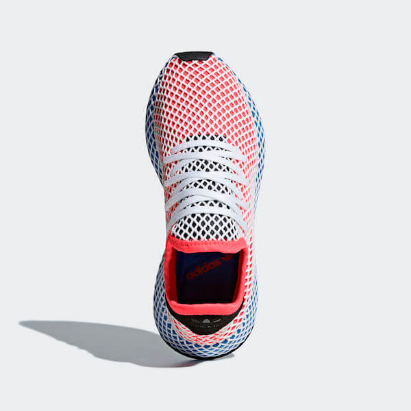 Adidas Deerupt footwear inspired by architecture