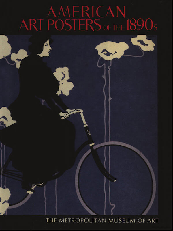 The Met Museum free art books: American Art Posters of the 1890s (1987)