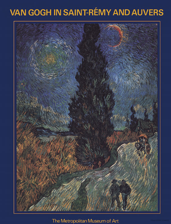 The Met Museum free art books: Van Gogh in Saint-Rémy and Auvers (1986)