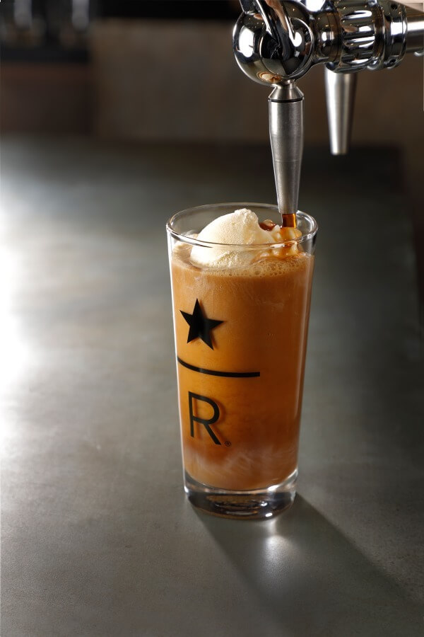Starbucks Reserve bar is now selling alcohol in Japan