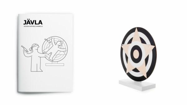 JÄVLA by IDEA, an IKEA parody
