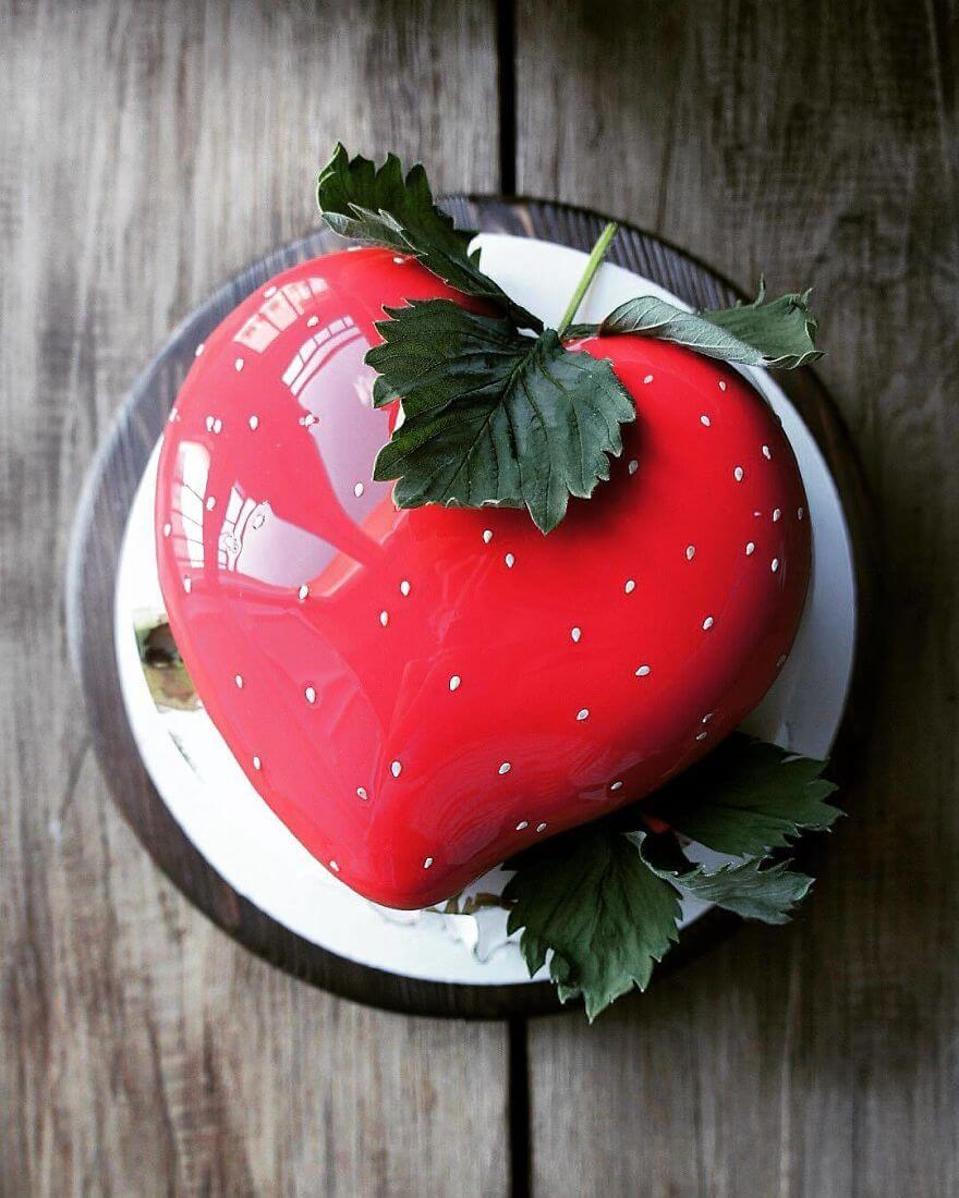 Russian Pastry Chef Elena Gnut Cakes