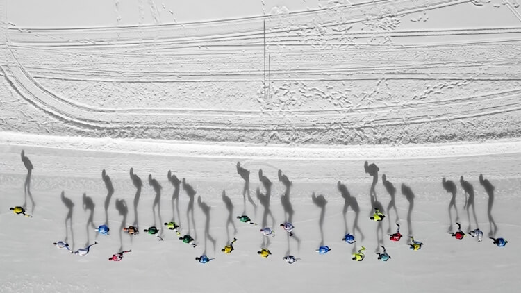 Drone Awards Winner: Sport