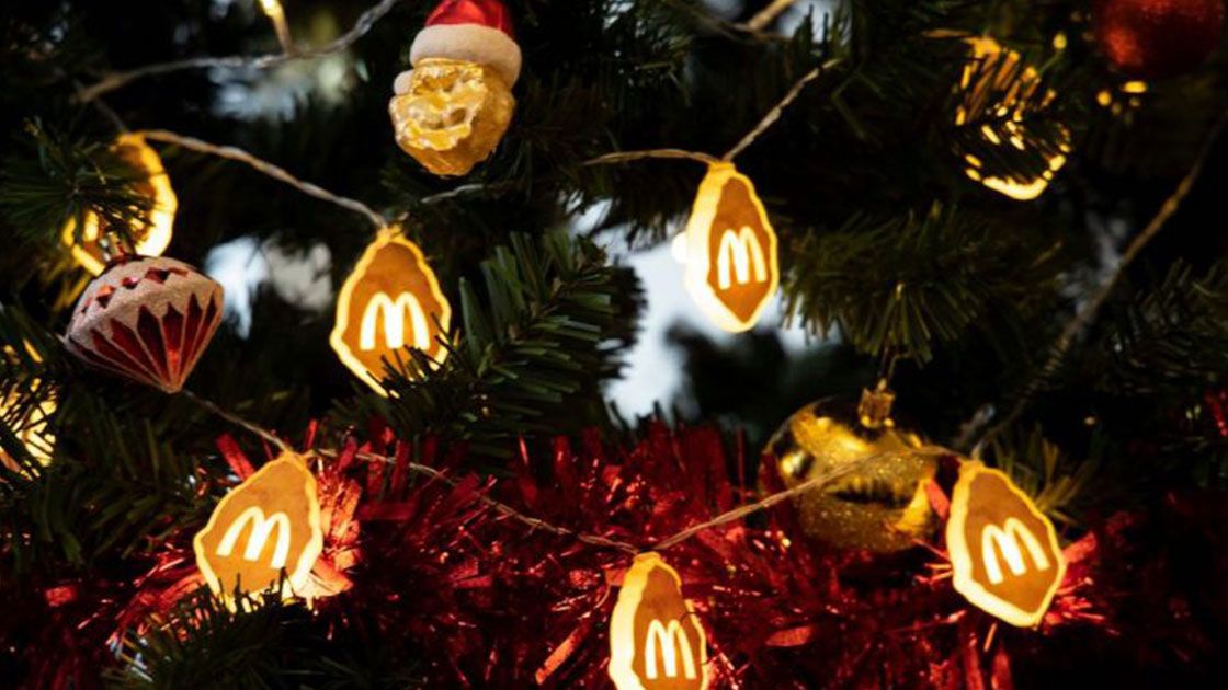Mcdonalds Christmas Ornament.Mcdonald S Releases Mcnugget Christmas Ornaments Daniel Swanick